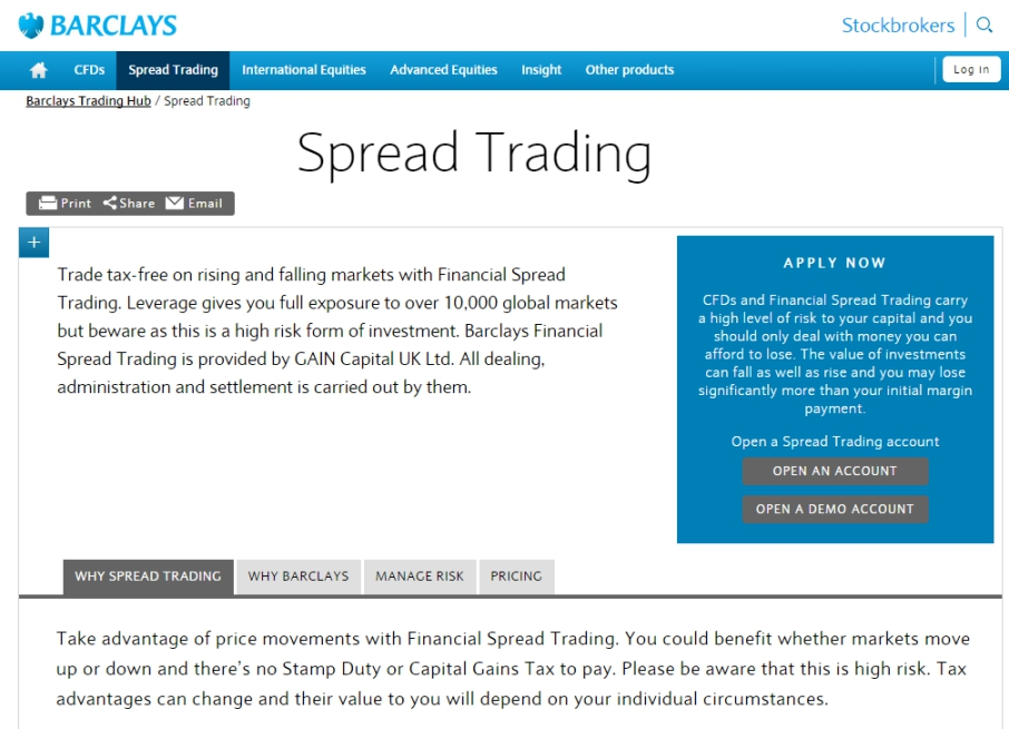 Forex spread betting system