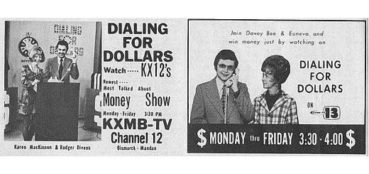 Dialling for dollars