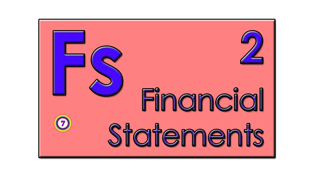 elements of financial statements pdf