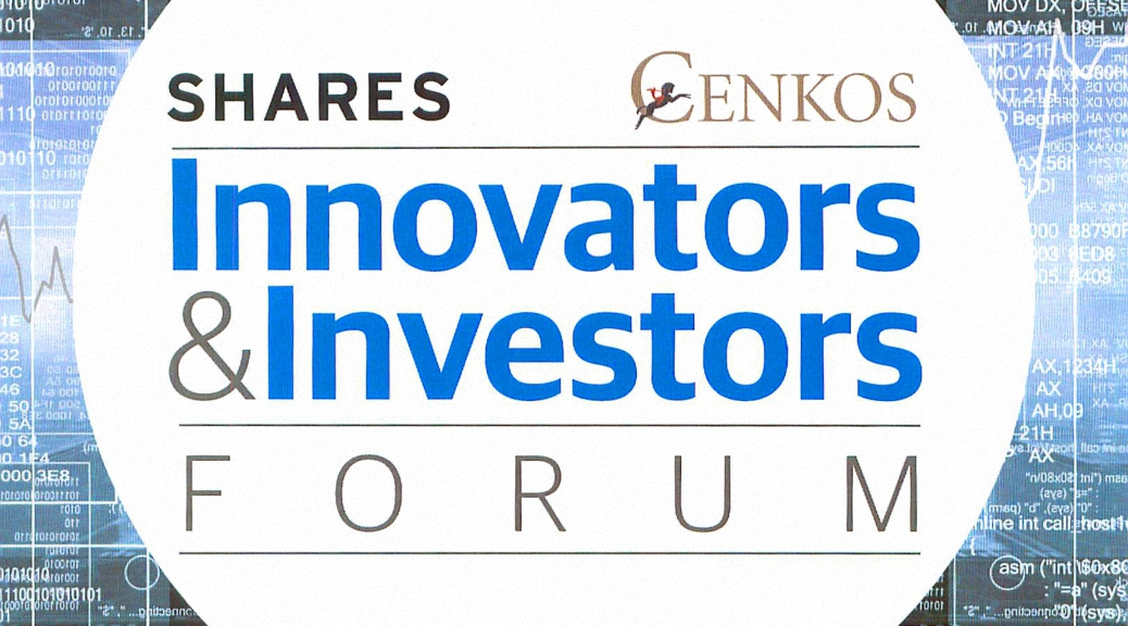 Cenkos Innovators Forum