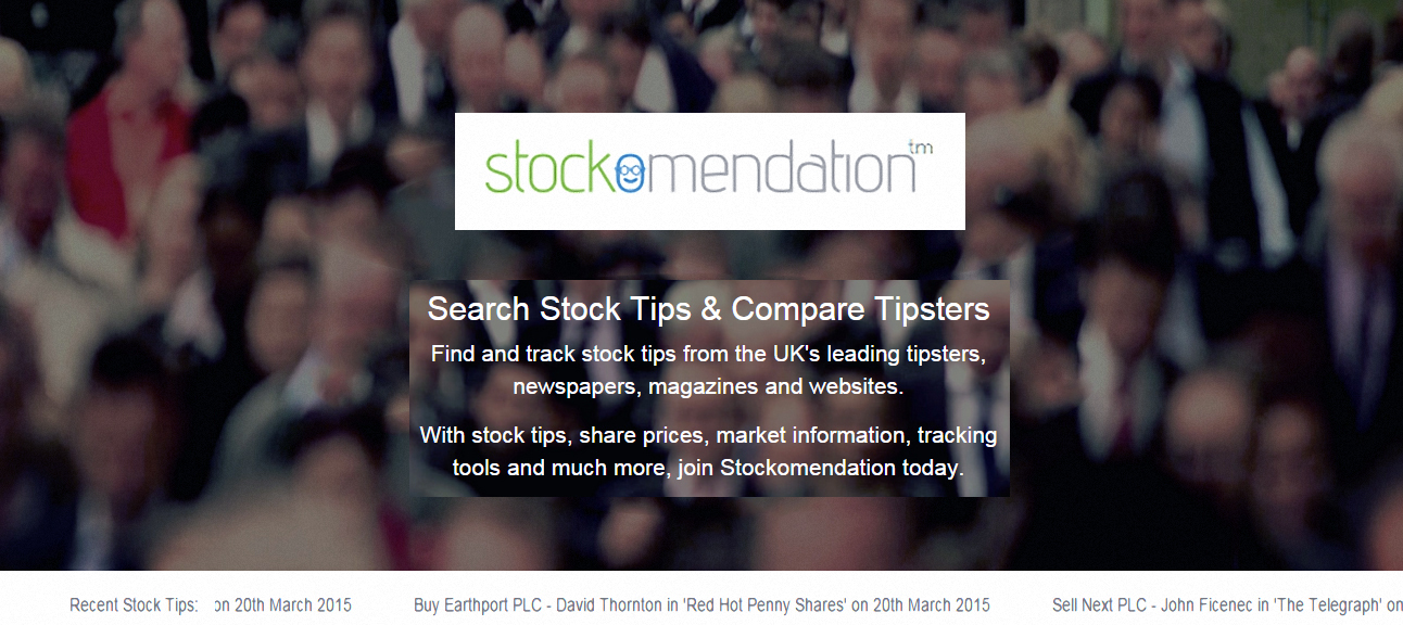 Stockomendation