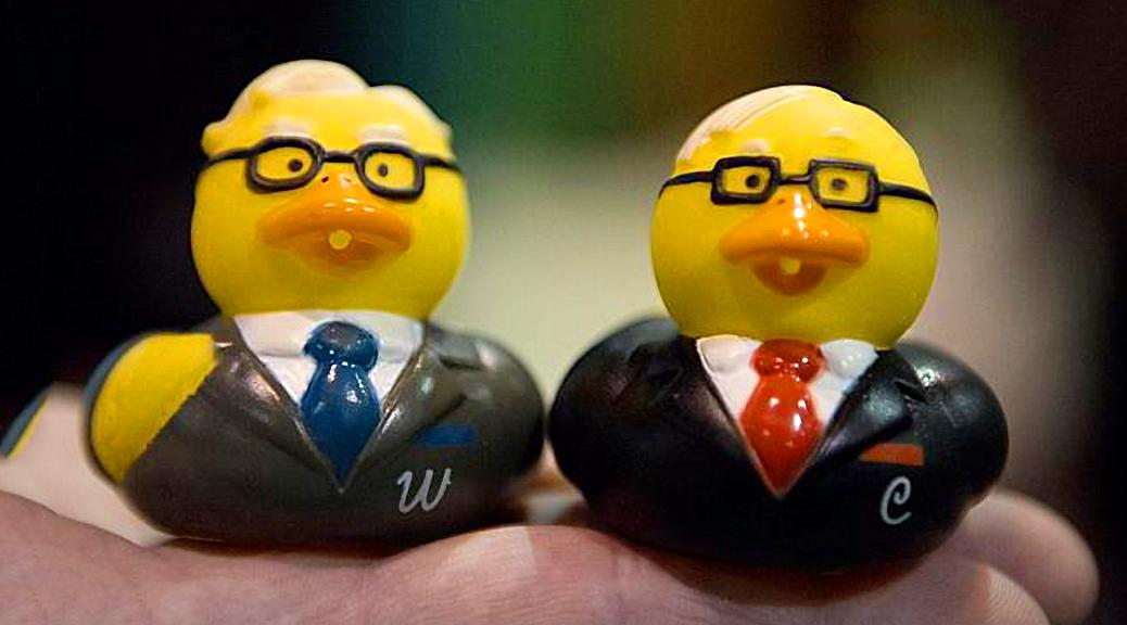 Warren Buffett's Annual Letters