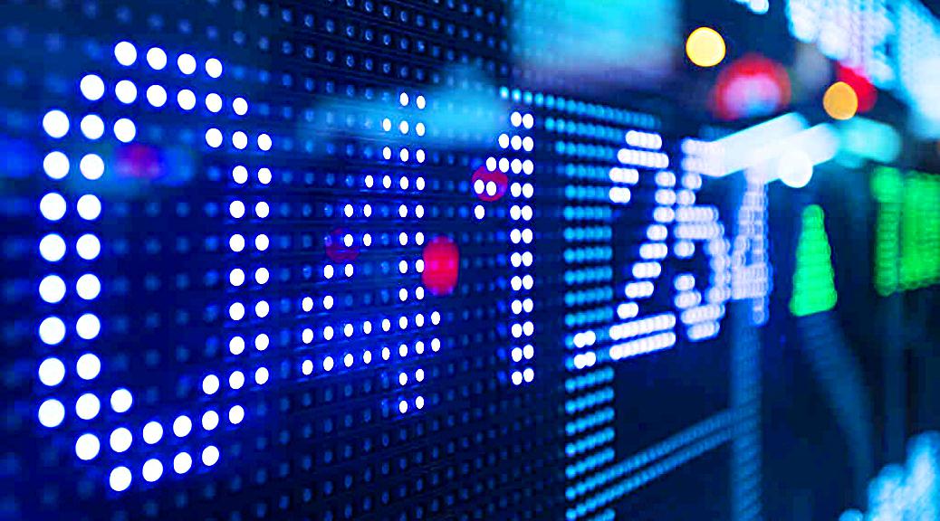 Stock tracking spreadsheet
