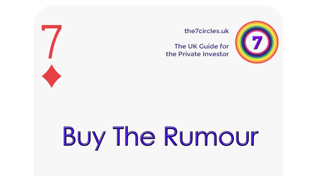 Buy The Rumour