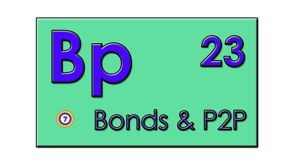 Bonds and P2P