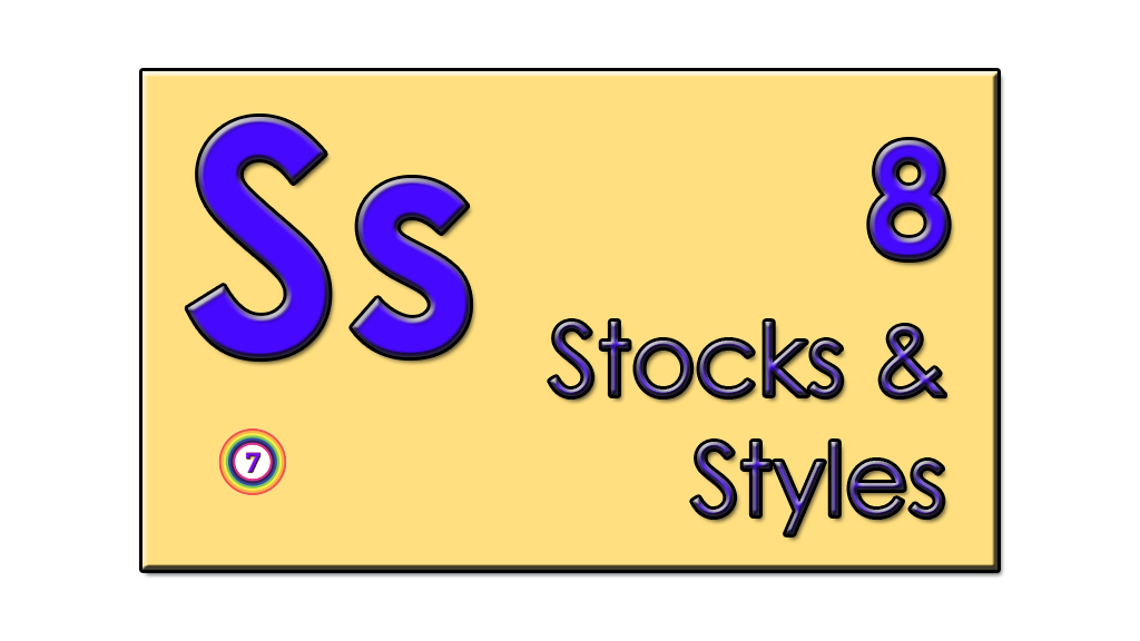 Stocks and Styles