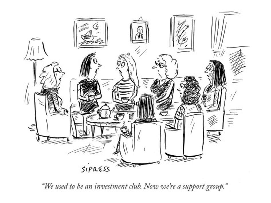 starting an investment club 7 circles