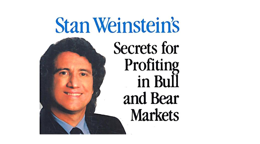 Stan Weinstein's Stage System