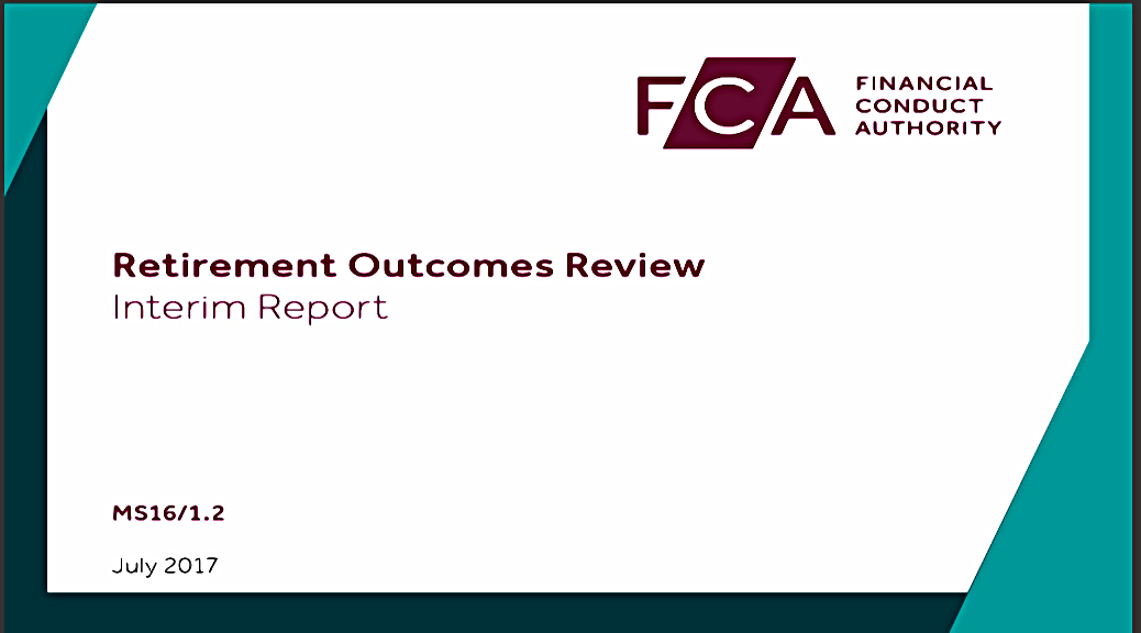 Retirement Outcomes Review