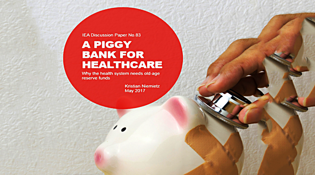 A Piggy Bank For Healthcare