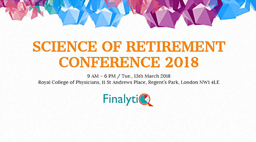 Science of Retirement Conference 2018