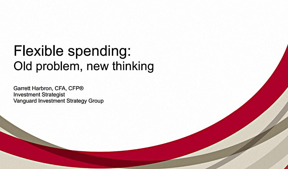 Dynamic Spending