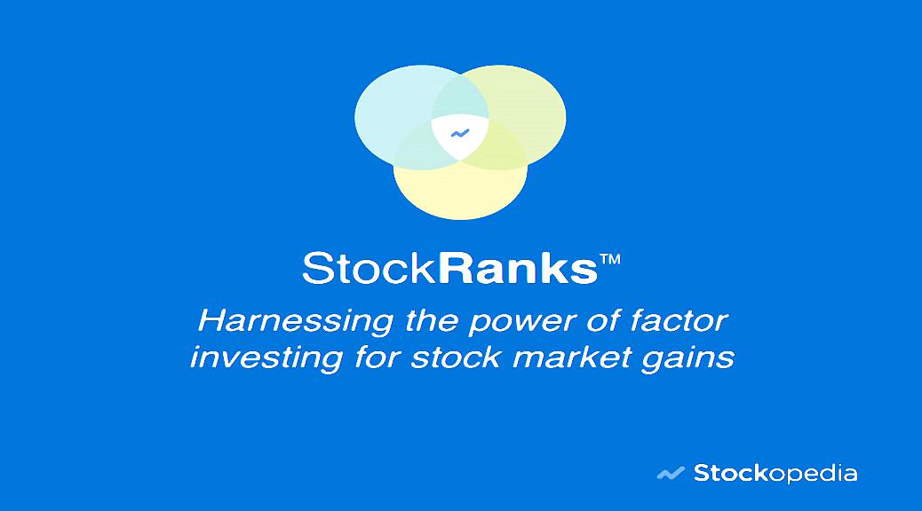 Stockopedia Stockranks
