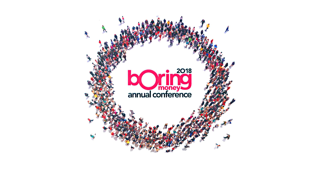 Boring Money Conference 2018
