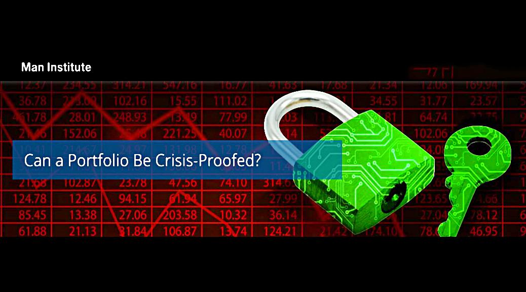 Crisis-proofing your portfolio